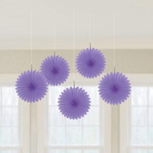 Dekofächer lila
