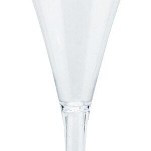 Champagnerflöten Plastik