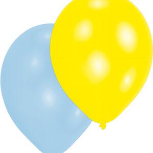 Ballons perlmutt sortiert 25 Stck.