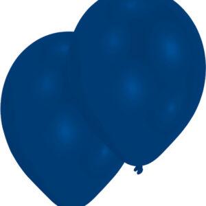 Ballons royalblau 50 Stk