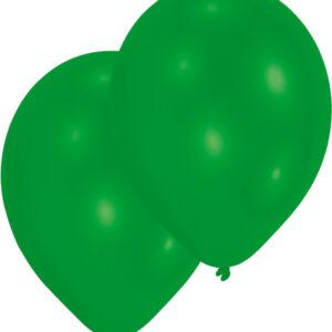 Ballons grün 50 Stk