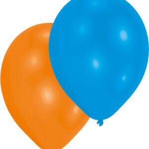 50 Ballons Standard sortiert