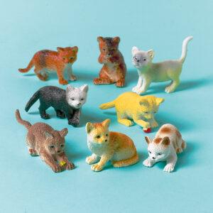 Katzen 12Stk
