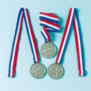 Medaillen 12Stk
