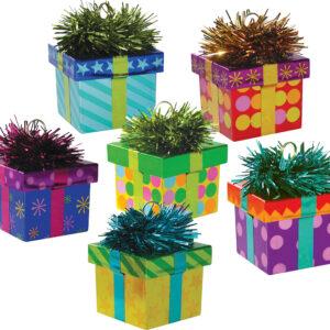 Ballongewicht Geschenkbox
