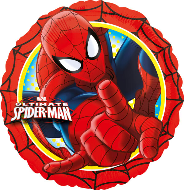 Folienballon Spider-Man Action