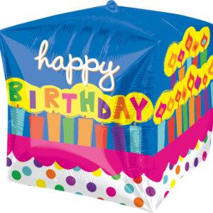 Folienballon Cake Cupe 38cm