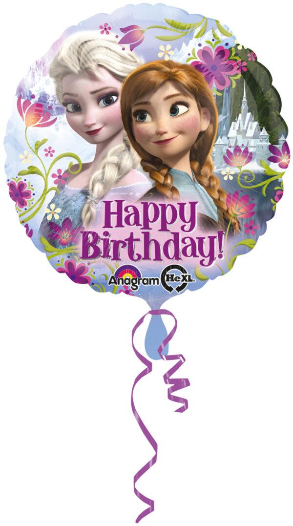 Folienballon Frozen HB 43cm