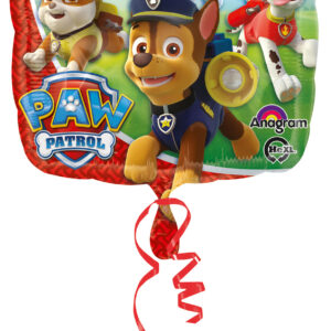 Folienballon Paw Patrol 43cm
