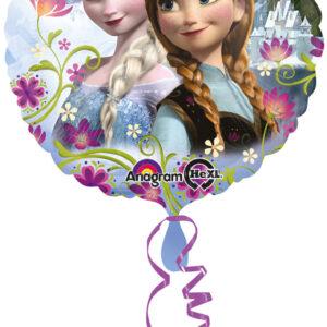 Folienballon Frozen Anna & Elsa 45cm