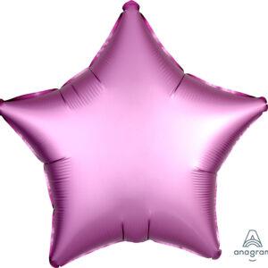Ballon Stern flamingo 45cm/ 18 Inch