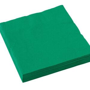 Servietten grün 20Stk