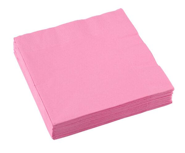 Servietten pink 20Stk
