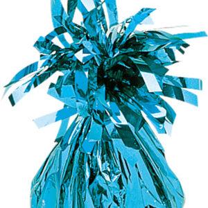Ballongewicht Folie babyblau