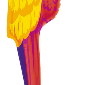 Papagei Aufblasbar