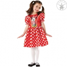 Red Minnie Mouse Cla.Chil, Gr.S