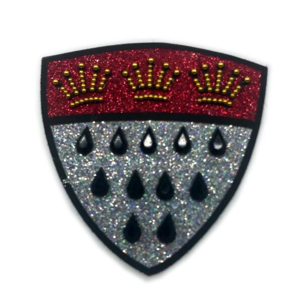 Tattoo Kölle Strass Wappen