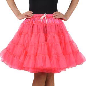 Petticoat 2lagig pink