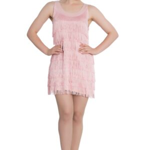 Hell Bunny Kleid1920'S pink