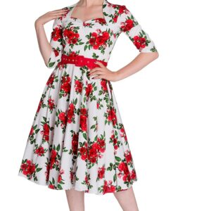 Hell Bunny Eternity Kleid 50`s