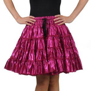 Petticoat de Luxe pinkmetallic
