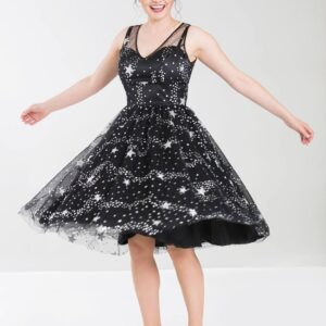 Hell Bunny Kleid Cosmic Love