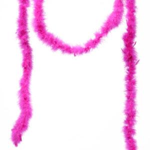 Marabu-Boa pink 2 m
