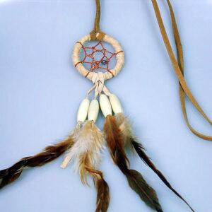 Amulett  Stirnband Dreamcatcher