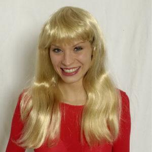 Perücke Francoise, Blond