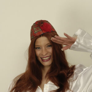 Schotten Mütze, Damen