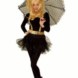 Petticoat, schwarz 36-38