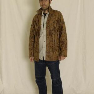 Western Jacke, Antiklederimi, 50-52