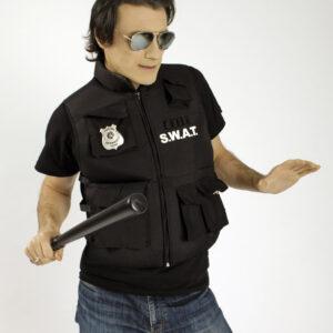 SWAT Weste Erwachsene