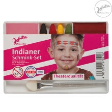Schmink-Set Indianer