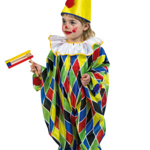 Kinderoverall Clown Gr. 98/104