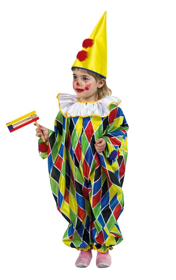Kinderoverall Clown Gr. 98/104