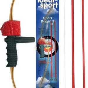 """Sport-Bogen 3, 82cm inkl. 2 Pfeilen Art.-Nr. 990 0064, 42cm, Blisterkarte"""""""""""