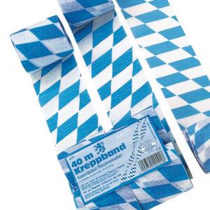 Kreppband Bavaria, 4 Rollen