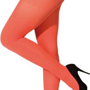 blickdichte Strumpfhose,orange Gr./KW: XXL/XXXL