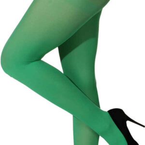 blickdichte Strumpfhose,grün Gr./KW: L/XL