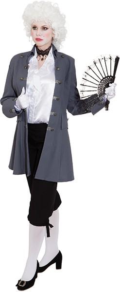 Damenjacke de Luxe grau Gr.46