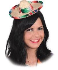 Minihut Sombrero multicolor Gr./KW: Einheitsgr.