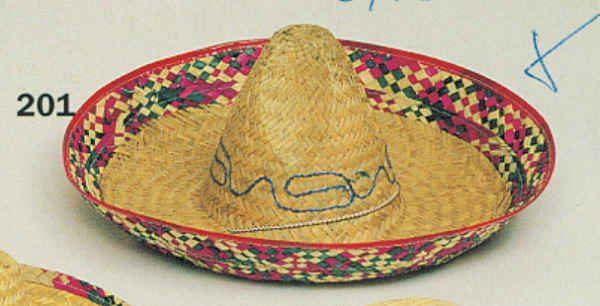 Sombrero,natur (Farbänderungen möglich!) Gr./KW: Einheitsgr.