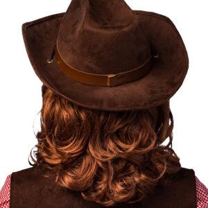 Cowboyhut John,braun Gr./KW: KW 59