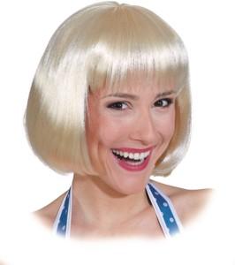 Pagenperücke sexy Lola, blond