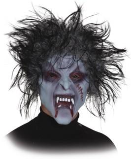 Halloween-Maske Zombie