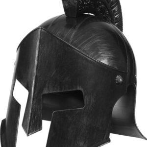 Gladiator-Helm,silber Gr./KW: KW 60