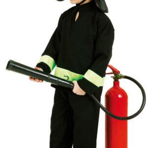 Feuerwehrmann (Oberteil,Hose) Gr./KW: 140