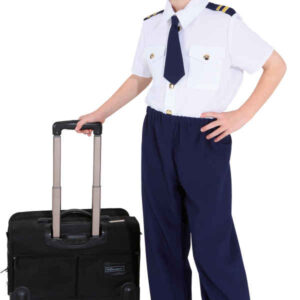 Pilot (Hemd,Hose,Krawatte) Gr./KW: 128