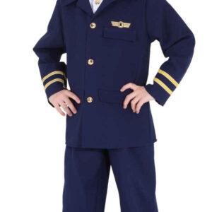 Flugkapitän (Mütze,Hose,Jacke) Gr./KW: 140